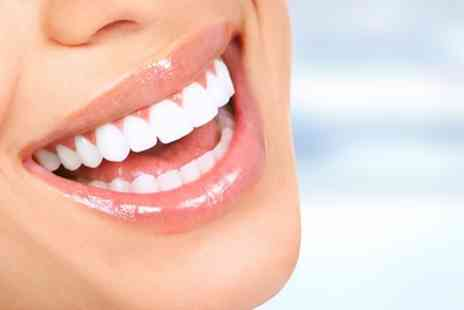 Healthy Smile Dental - Dental Examination with Scale, Polish and X Ray - Save 54%