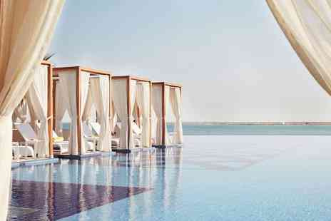 Royal M Hotel & Resort - Five Star Unbeatable Luxury on the Arabian Gulf for two - Save 54%