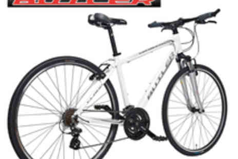 Claud Butler - Explorer 200 Gents Sports Hybrid Bicycle - Save 43%