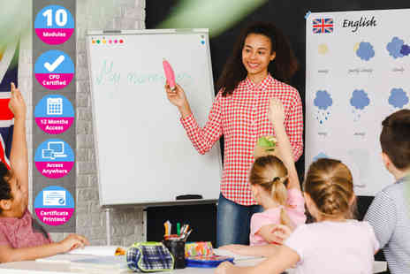 International Open Academy - ICOES accredited online course in teaching English to speakers of other languages - Save 0%