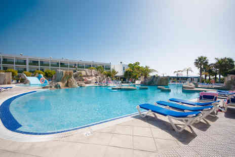 Great Pacific Travels - Four Star Three nights all inclusive Lanzarote beach break with return flights - Save 23%