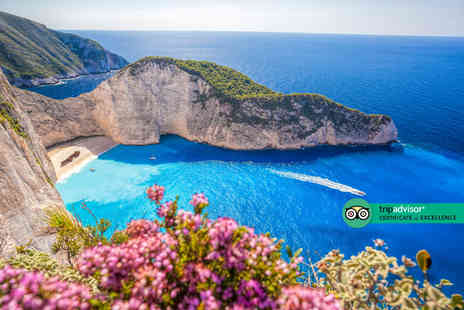 Great Pacific Travels - Three nights Zante, Greece break with return flights - Save 35%