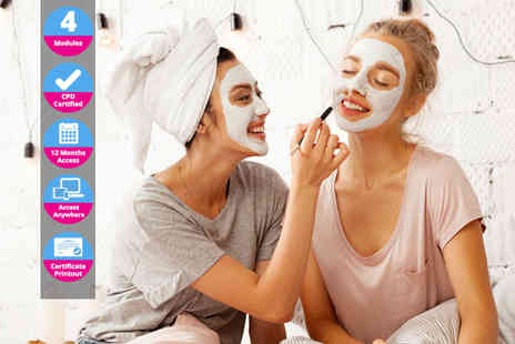 Event Trix - CPD certified online beauty party planner course - Save 0%