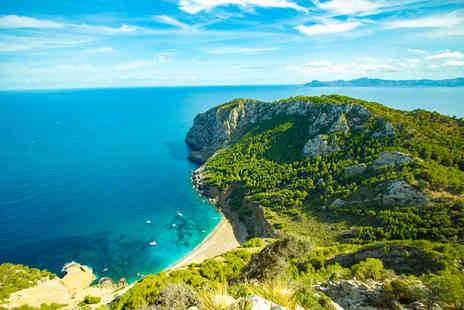 Bargain Late Holidays - Escape with a two, three, four or five nights getaway to Mallorca, Spain Now with the ability to choose your flights - Save 32%