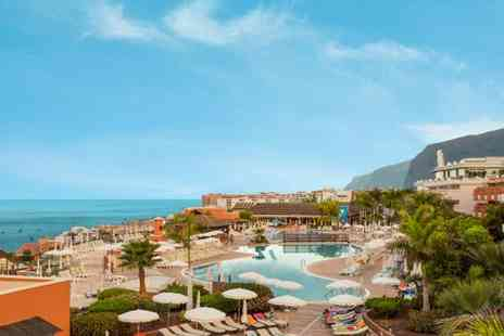 Landmar Costa Los Gigantes - Four Star Modern Family Friendly Hotel in Playa de la Arena for two - Save 68%