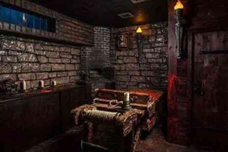 London Escaped - Escape Game for Up to Six - Save 62%