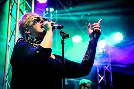 LIVEWORLD - One ticket to a P!NK tribute concert Almost P!NK on the 10th July - Save 55%