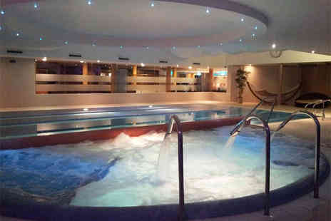 Bannatyne Spa Hotel - Spa day for two people with four treatments, lunch, a drink and a £10 voucher each - Save 59%