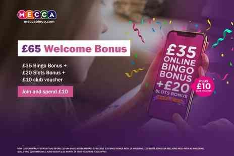 Rank Digital Gaming - Mecca bingo credit to spend - Save 97%