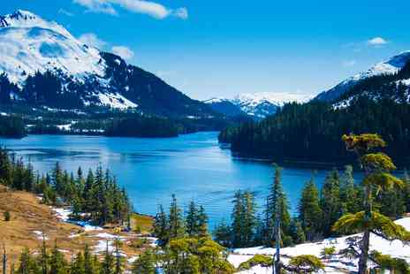 Jetline Cruise - Luxury Alaska cruise with Five star Vancouver stay - Save 0%