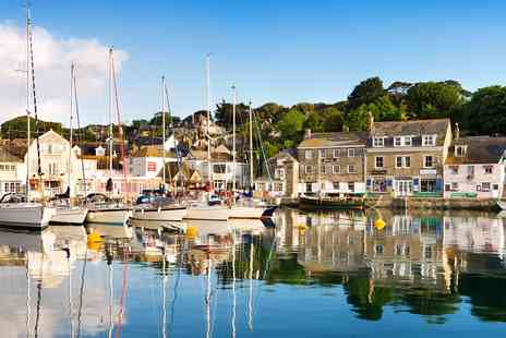 Travelsmith Investments - Three Nights Cornwall villa stay for up to 6 people - Save 59%