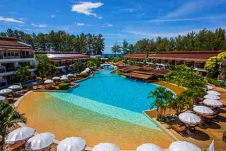 Arinara Bangtao Beach Resort - Four Star Stay in the Deluxe Room Breakfast included - Save 0%