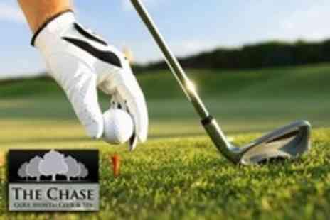 The Chase Golf - PGA Golf Coaching Three 60 Minute Classes With Video Analysis - Save 79%