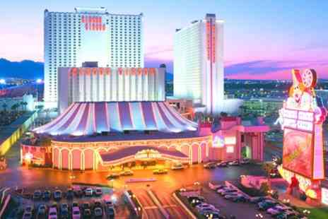 New York & Las Vegas Holiday - 6 or 8 Nights at Choice of Hotels with Flights - Save 0%