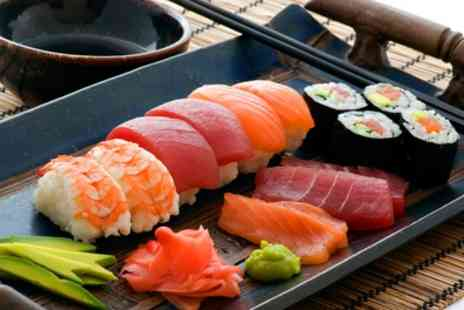 Shoku - Sushi Platter with Cocktails for Two or Four - Save 27%