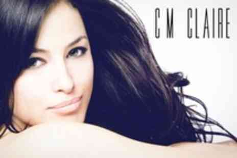 C M Claire - Restyle Cut and Blow Dry With Conditioning Treatment - Save 60%