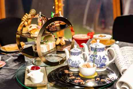 Crowne Plaza London Kensington - Champagne Afternoon Tea for Two - Save 0%
