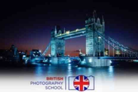 British Photography School - City at Night Photography Class For One - Save 68%