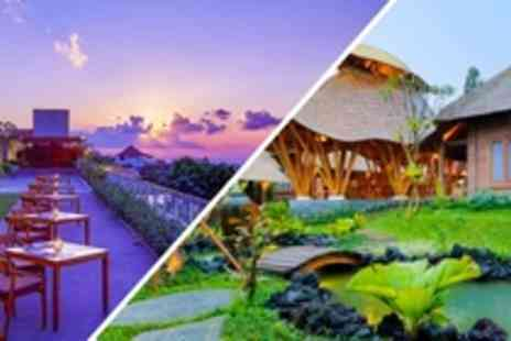 Combine D Umah Eco Tradi House - Three nights in the Bale Batu Room Breakfast included - Save 0%