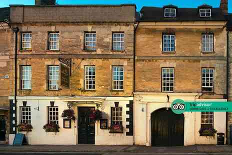 The Marlborough Arms - Overnight Oxfordshire stay for two people with breakfast, cream tea - Save 40%