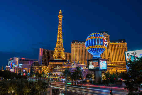 Great Pacific Travels - Three nights Las Vegas, USA break with return flights - Save 68%