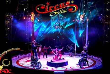 Circus Sallai - Simply Spectacular 2020 Best Available Ticket from 9th To 18th April 2020 - Save 43%