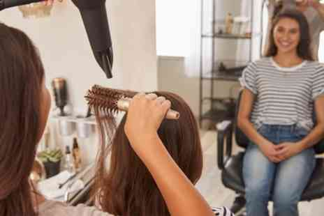 Vanilla Hair and Beauty - Wash, Cut and Blow Dry with Optional Conditioning Treatment - Save 54%
