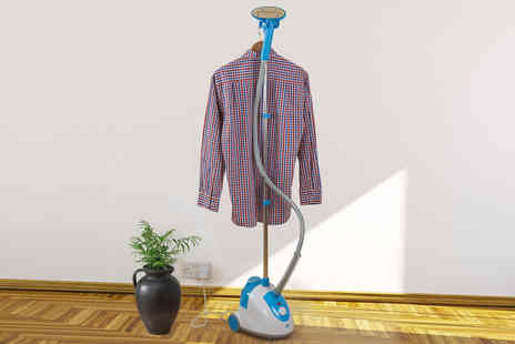 CJ Offers - Easy Steam clothes steamer - Save 66%