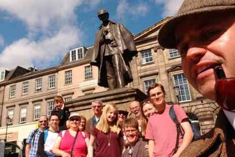 The Real Sherlock Holmes Walking Tour - Meet in the historic Old Town of Edinburgh - Save 0%