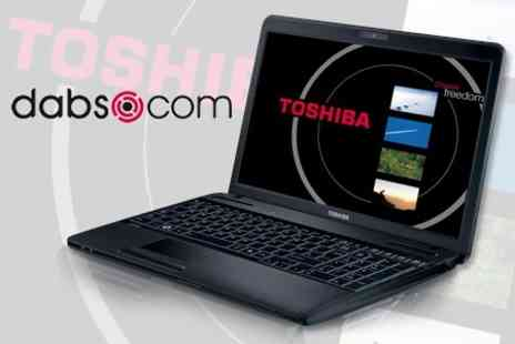 Dabs - Toshiba Satellite Pro C660 1LM Laptop, TechAir Carry Case, Mouse, International Warranty, and Insurance - Save 42%