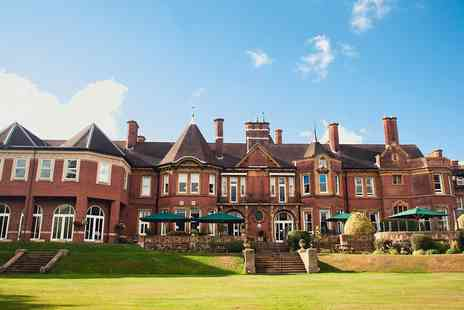 Moor Hall Hotel & Spa - Country house stay - Save 0%