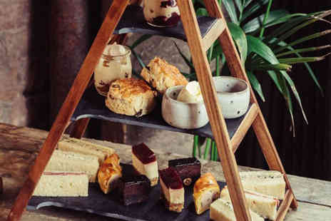 Pleased To Meet You - Afternoon tea for two people with a bottle of Prosecco to share - Save 46%