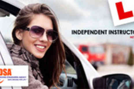 Independent Instructors Network - Three hours of driving lessons for beginners - Save 72%