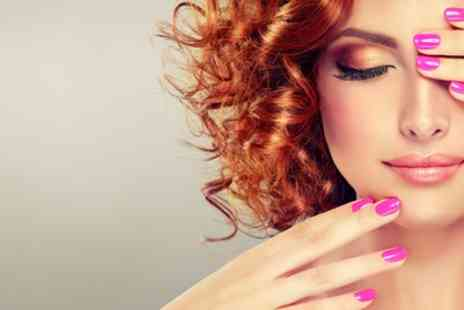 Baker Street Retreat - Gel Manicure, Pedicure or Both - Save 47%