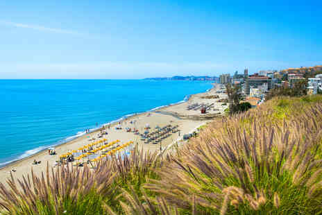 Crystal Travel - Three nights Malaga, Spain beach break with breakfast and flights - Save 35%