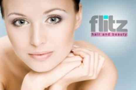 Flitz Hair and Beauty - One Hour Dermalogica Facial Plus Access to Spa Facilities - Save 65%