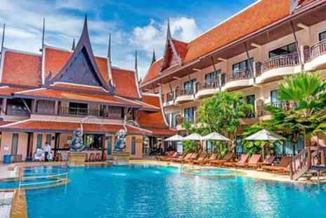 Bangkok and Phuket Holiday - 10 Nights Break with Hotel Accommodation and Flights - Save 0%