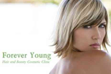 Forever Young - Cap Highlights With Cut and Finish - Save 47%