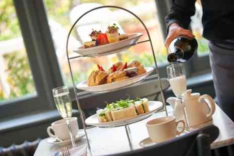 The Connaught Hotel - AA Rosette Awarded Afternoon Tea for Up to Four - Save 45%