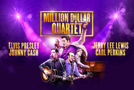 ATG Tickets - Ticket to Million Dollar Quartet - Save 64%