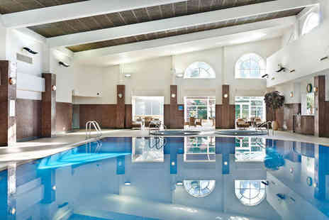 The Belfry - Full spa day for one person including a fire and ice experience, 25 minute treatments and an afternoon tea - Save 41%