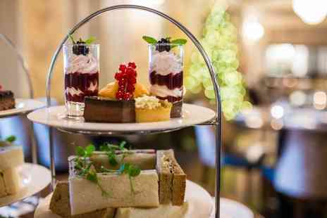 The Royal Station Hotel - Cocktail afternoon tea for two people - Save 0%
