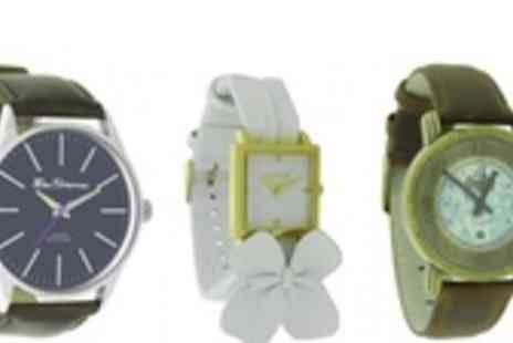 Jewellery Hall - Genuine Designer Watches - Save 62%
