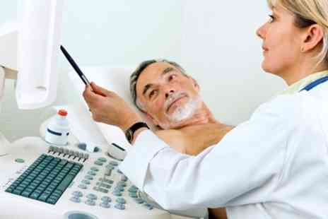 Ultrasound Care - Prostate, Kidney, Bladder and Testicular Diagnostic Scan - Save 25%