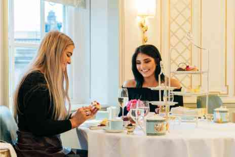 The Diamond Jubilee Tea Salon - Fortnum and Mason Champagne Afternoon Tea for Two - Save 0%