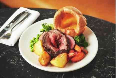 Gordon Ramsay Restaurant - Sunday Roast for Four - Save 0%