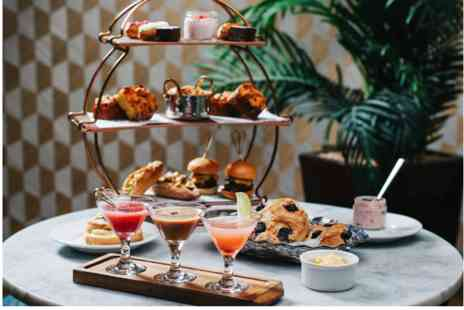 All Star Lanes - Bowling, Afternoon Tea and Cocktail Flight for Two - Save 0%