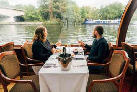 Virgin Experience Days - Bateaux Windsor River Thames Champagne Lunch Cruise for Two - Save 0%