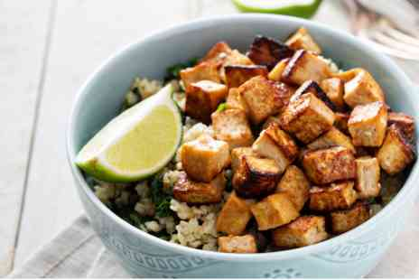 Vegetarian Society Cookery School - Master the Basics of Tofu - Save 0%