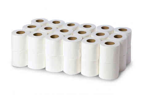 Hirix - 36 pack of toilet paper - Save 35%